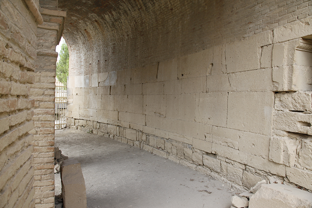 Complete Wall, Gortys, Crete