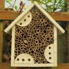 Solitary Bee, Bug Hotel