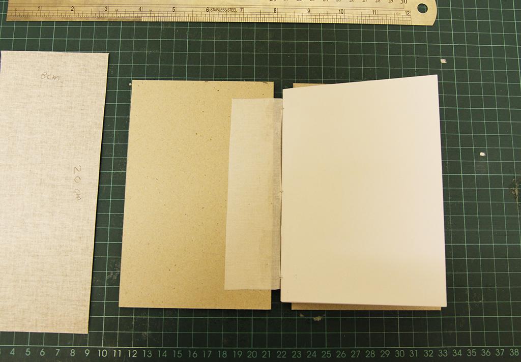 Hardcover Pamphlet Binding