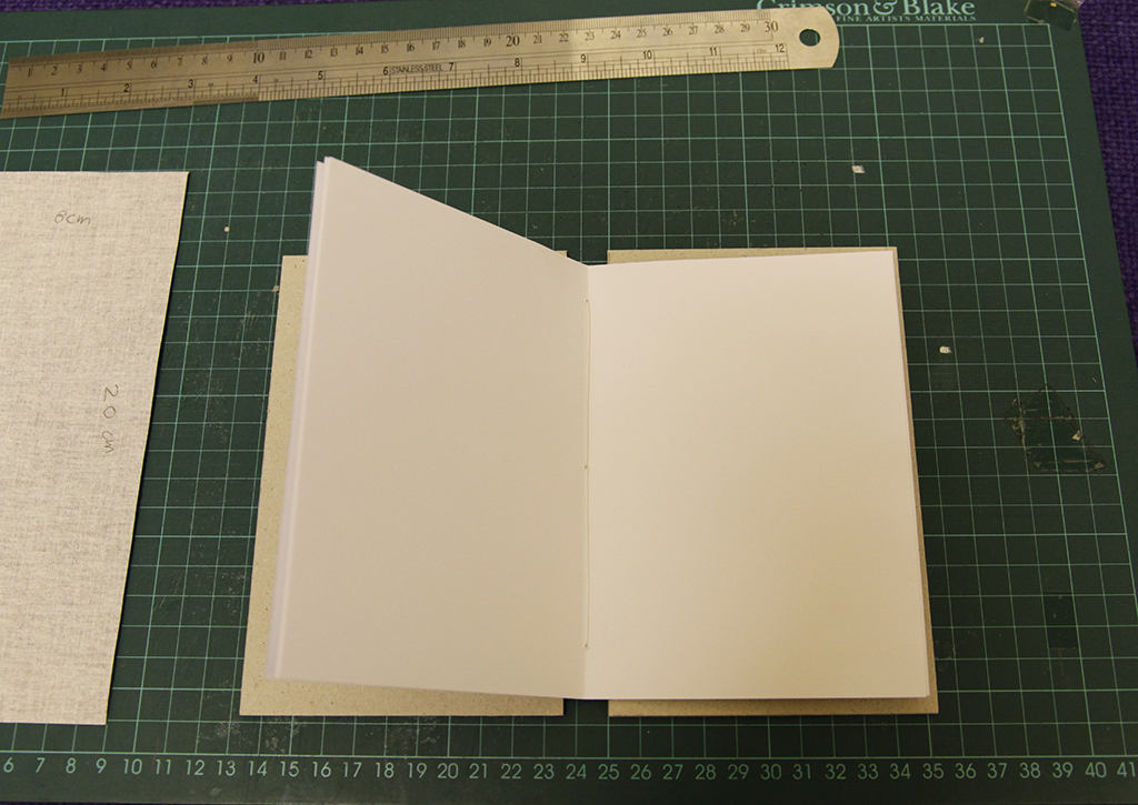 Hardcove Pamphlet Binding