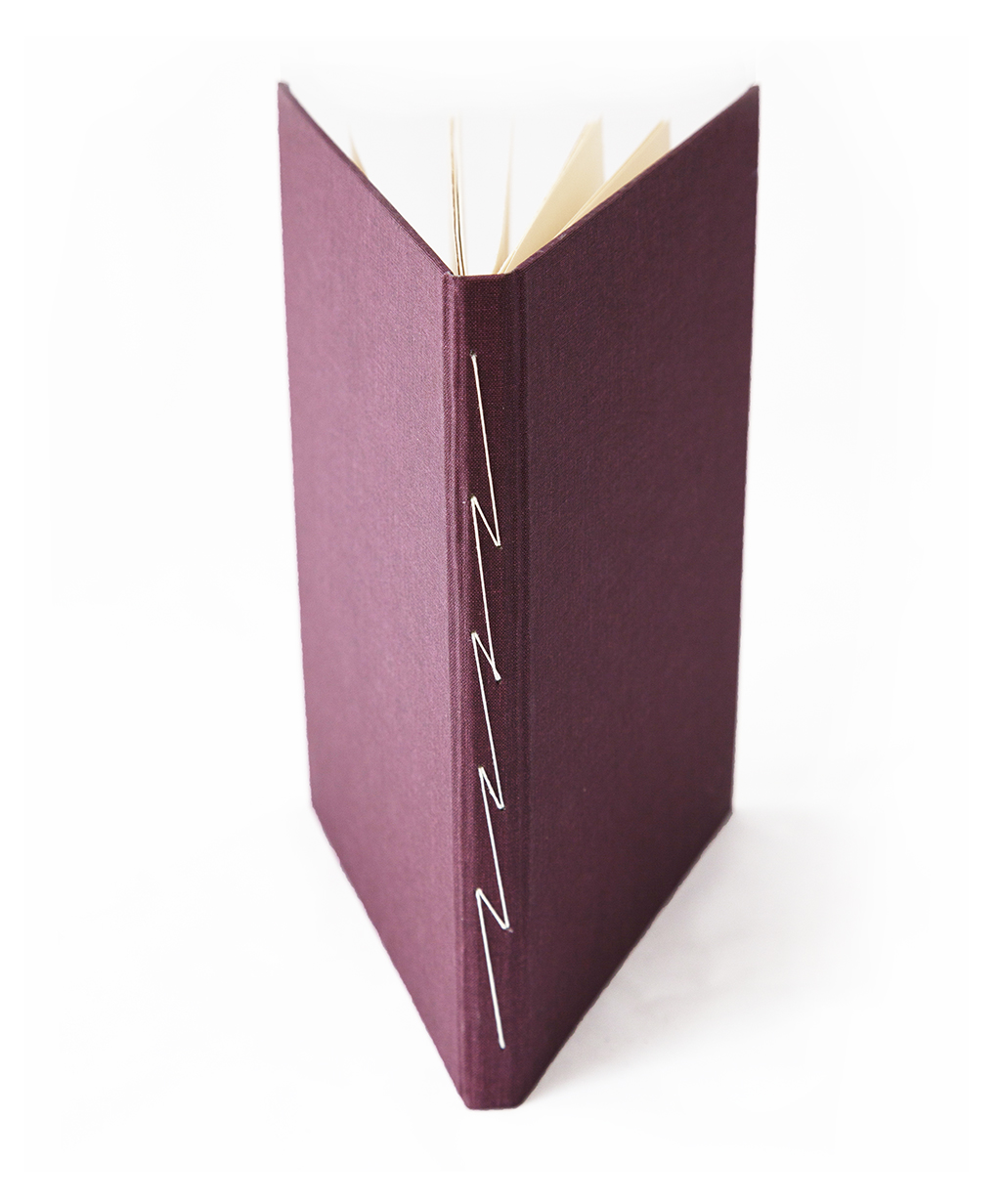 Lightning Stitch Book Binding